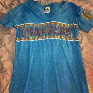 NFL Chargers tee